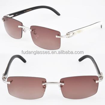 734bf56029a6 Buffalo Horn White Sunglasses 2018 Hot Sunglasses Mens CT3524012 Glasses