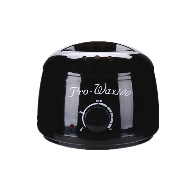 Clean easy mini small smart 500cc black single paraffin wax melting pot wax warmer on <strong>sale</strong> <strong>for</strong> <strong>home</strong> use