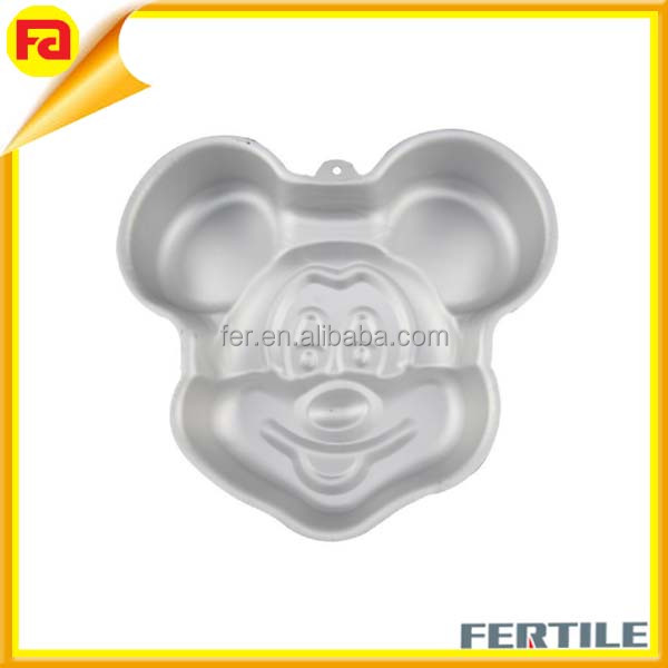 ZL 171984 Mickey Mouse shaped baking pan
