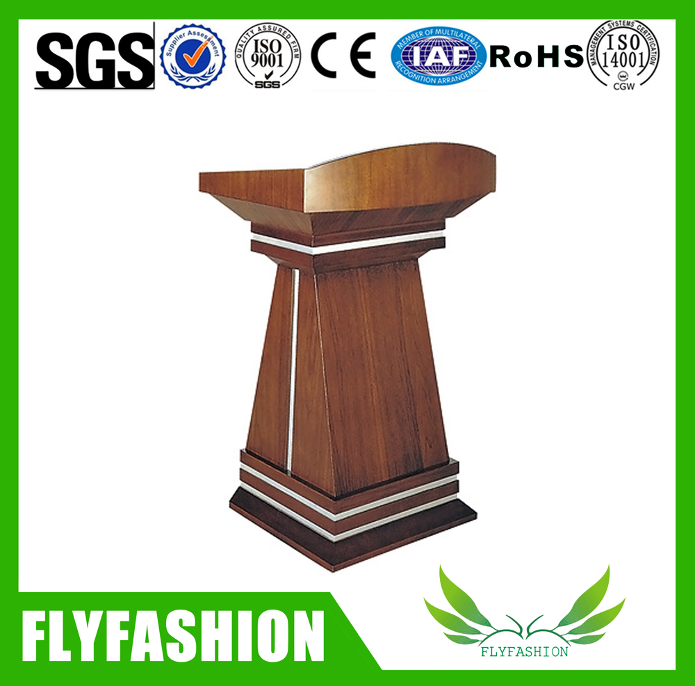 Customized Modern Wood Church Pulpit Designs