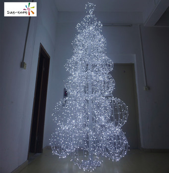 Best Selling Outdoor Christmas Tree Frame Diwali Led Branch Lights