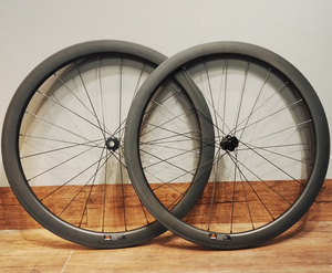 CARBONICIAN 50mm depth 700c road bike carbon dt350 clincher disc wheels