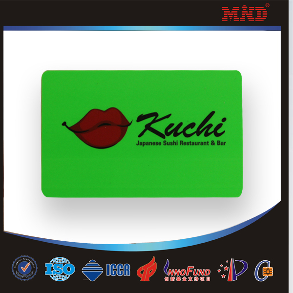 MDC0953 contactless smart card contactless key card rfid smart student id card tracking