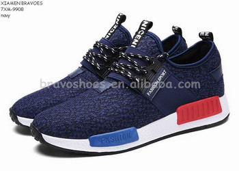 low price hot sale most durable soft sole fabric casual shoes men