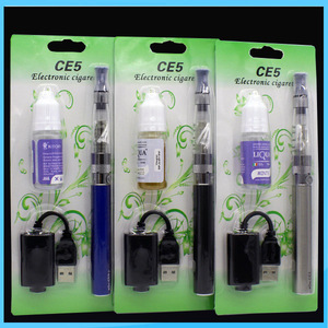 Hot Seller CE5 Blister With Various Colors EGO CE5 EGO C Twist CE5 Starter Kit