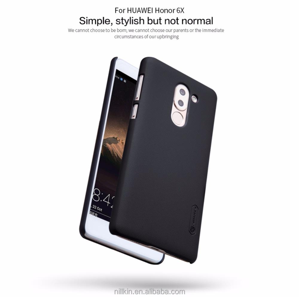 2016 Mobile Hard Cover For Huawei Honor 6x Nillkin Phone Back Case For  Honor 6x - Buy Huawei Honor 6x Case,Huawei Honor 6x,Honor 6x Phone Case  Product