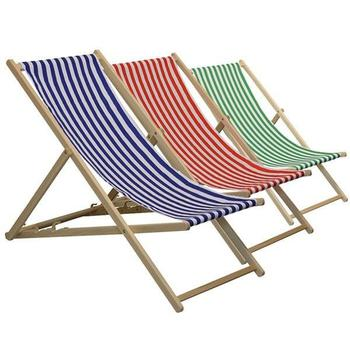 Factory high quality folding chairs deck chair outdoor for Good quality folding chairs