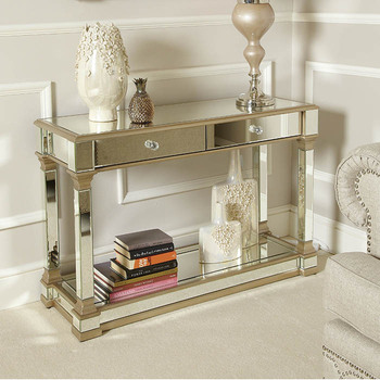 Andreas Champagne Gold Mirrored 2