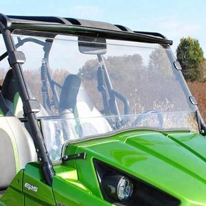 OEM custom hisun utv windshield for Kawasaki TERYX4 sale