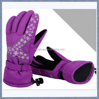 Wholesale Fashion and Cheap Ski Gloves For Girls
