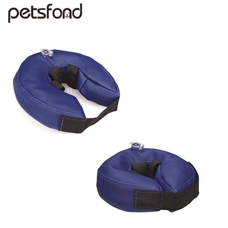 pet collar Protective Inflatable Dog Soft neck collar