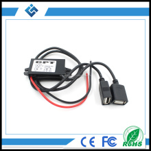 2015 High quality DC converter 12v To 5v car Voltage Converter Step Down Used For Car/Motorcycle