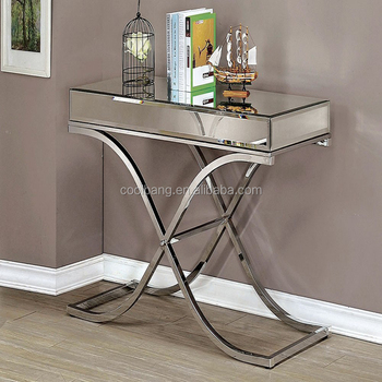 Modern Design Hammered Metal Coffee Table/wrought Iron Legs Coffee Table