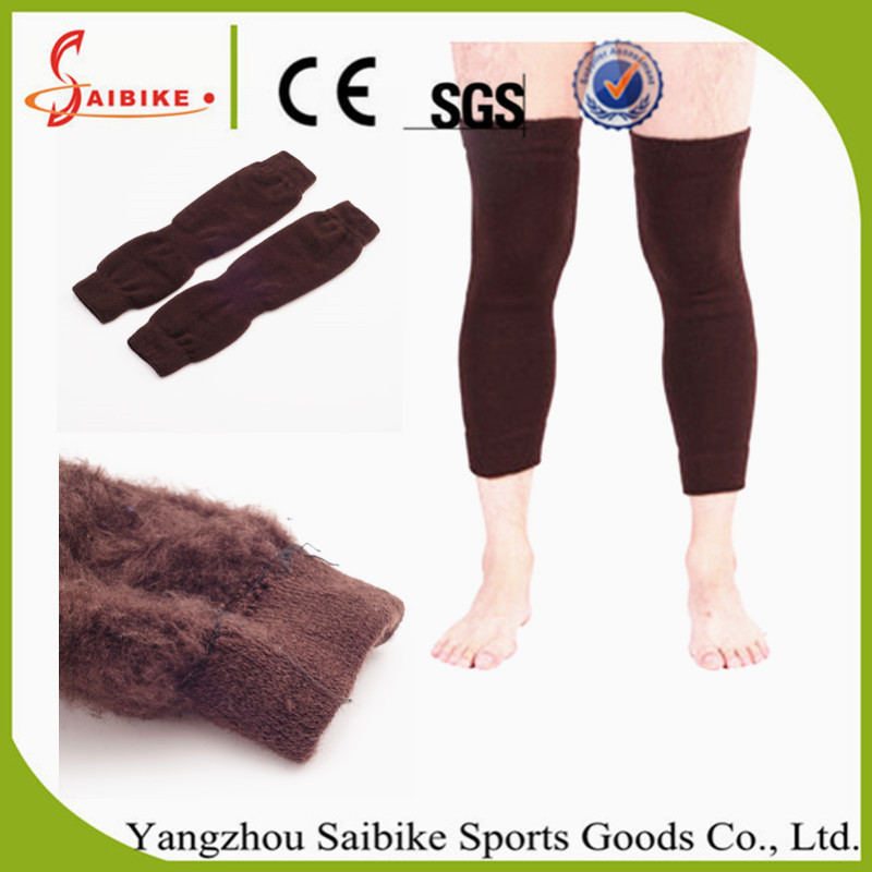 knee warmers arthritis Thick long barrel galling warming kneepad winter cold outdoor sports knee