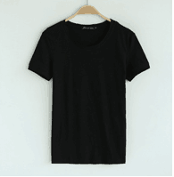wholesale 100% cotton men t shirt custom round neck tee shirt blank transfer printing t shirt