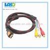 Professional cables manufacturer! mini hdmi cable converter to rca cable