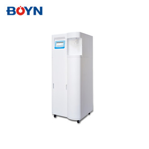 Center series ultra pure water purification system water filtration system with distilled water inlet