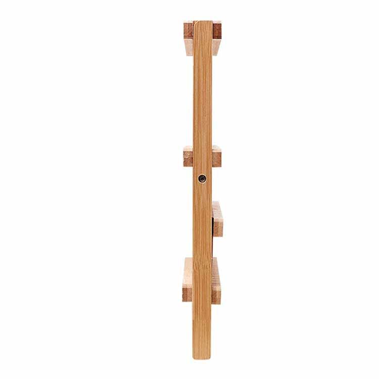 large-capacity-Natural-Bamboo-Collapsible-Dish-Drying