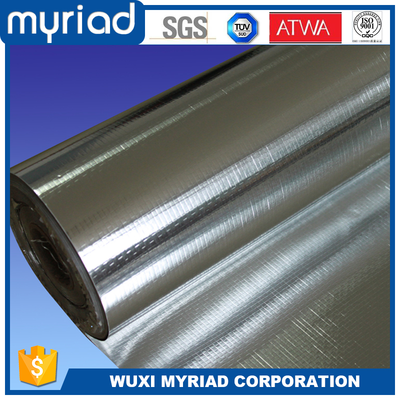 household aluminum pipe insulation board jacket
