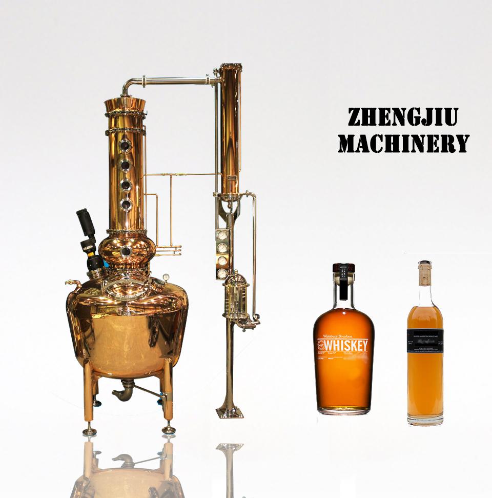 Micro Moonshine Still Home Alcohol Distillation Equipment/copper Distiller  - Buy Moonshine Copper Distillation Equipment,Moonshine Copper Distillery