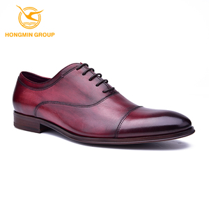 Bulk wholesale italian style men shoes , classic men fashion soft oxford leather dress shoes for men