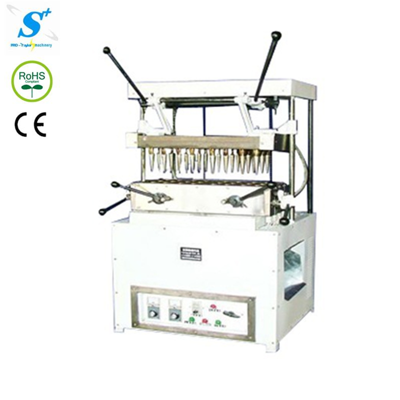 High efficiency durable machine for making ice cream cone 2014 price (DST_24C)