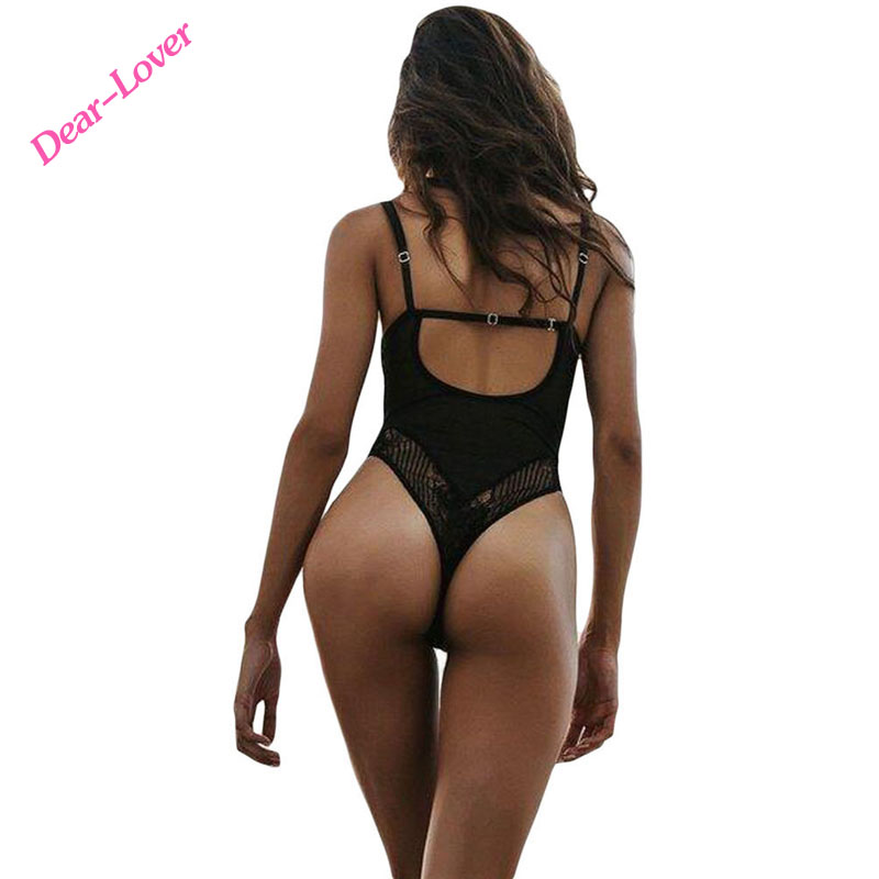 2018 Hot Wholesale Sexy Lingerie Lace Women Teddy Lingerie