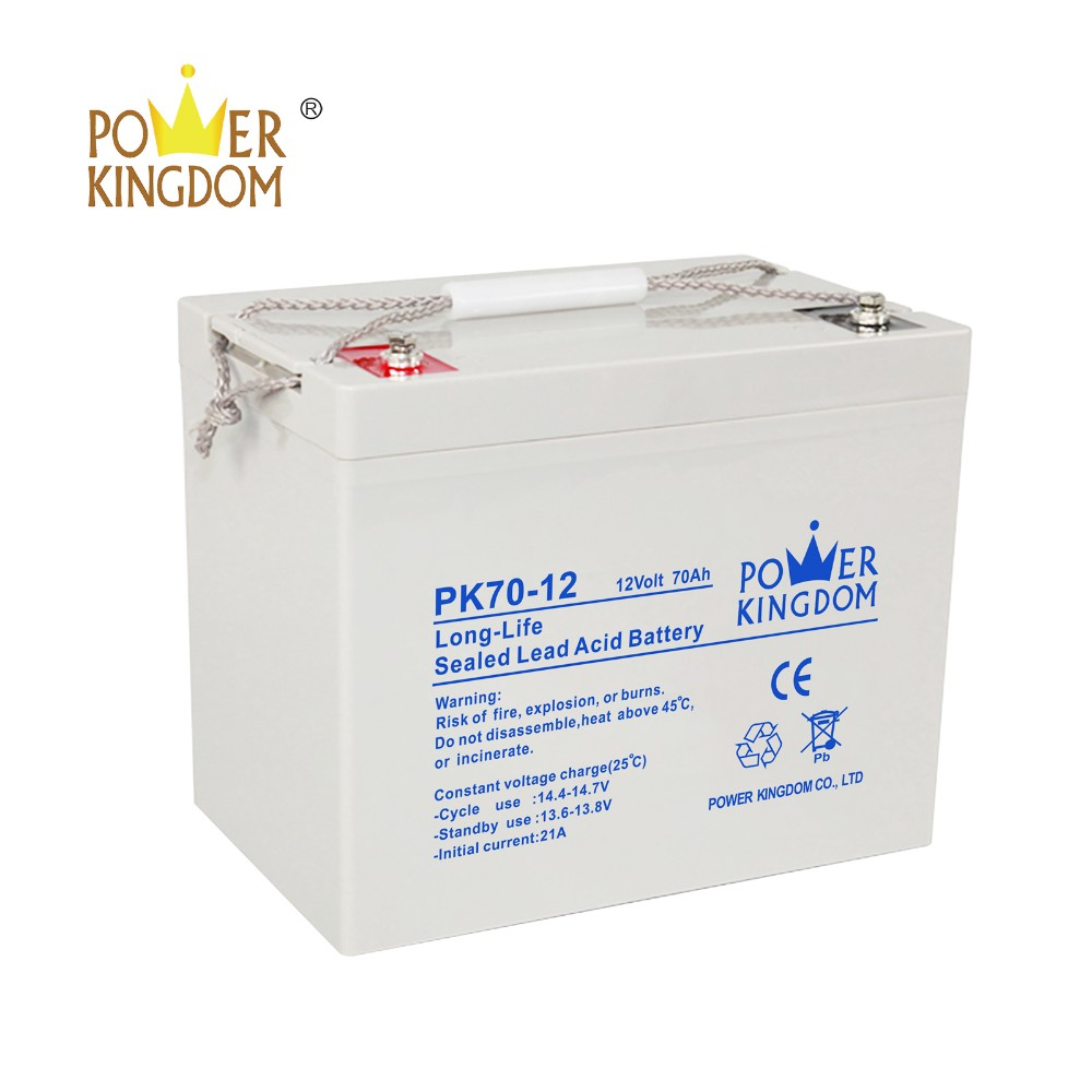 New can you charge an agm battery with a lead acid charger company