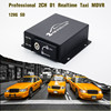 1 channel Vehicle DVR support 1 camera upto 32GB SD card to record the video of Taxi/Bus/Truck etc motion detect security system
