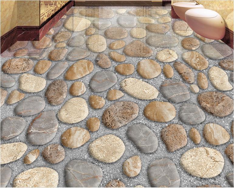 Cobblestone Floor Tile Choice Image Flooring Tiles Design Texture