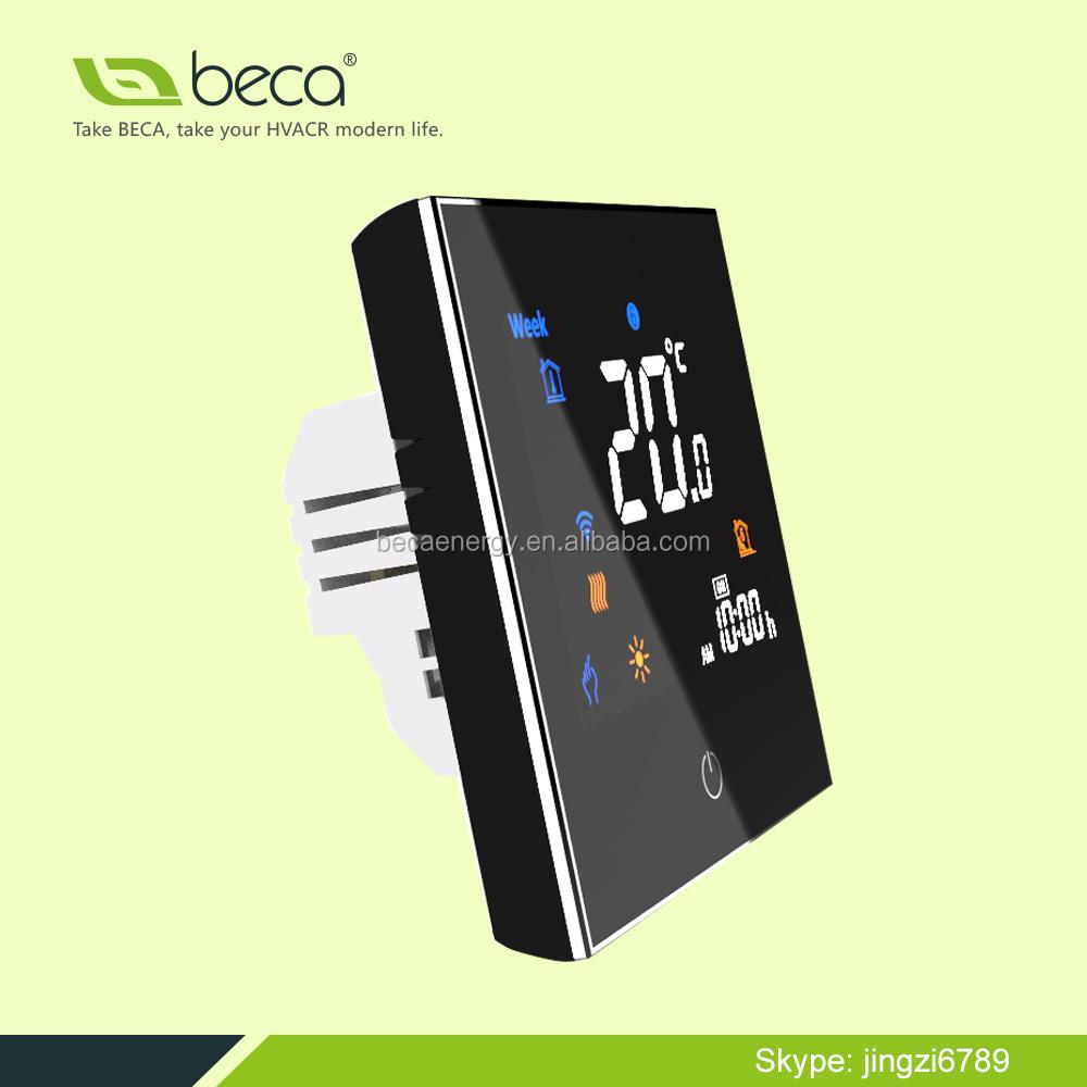 Beca tipo de calefacci n de suelo radiante termostato - Calefaccion radiante precio ...