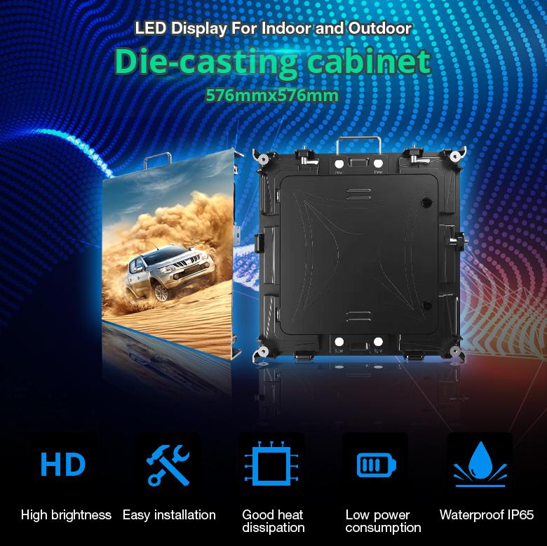ריקוד מקורה רצפת LED וידאו רצפת פנלים p6