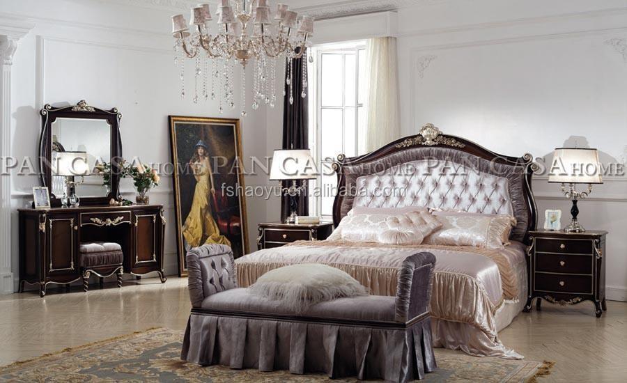 k niglichen stil bett spanisch stil betten franz sisch provinz schlafzimmer m bel bett bett. Black Bedroom Furniture Sets. Home Design Ideas