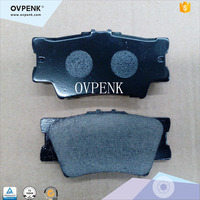 Factory Direct Hot Sale Auto Parts Brake Pad For Japaese Car 04465-42160