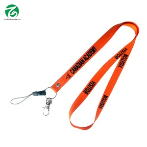 Leather lanyards with your logo / fashion mobile phone leather lanyard