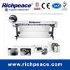 Richpeace Inkjet Technology by HP invent Flatbed Paper Pattern Cutting Plotter