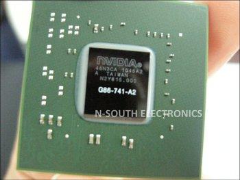 Original New Nvidia Ic Chip G86-741-a2 Chipsets Bga Gpu Video Chip ...