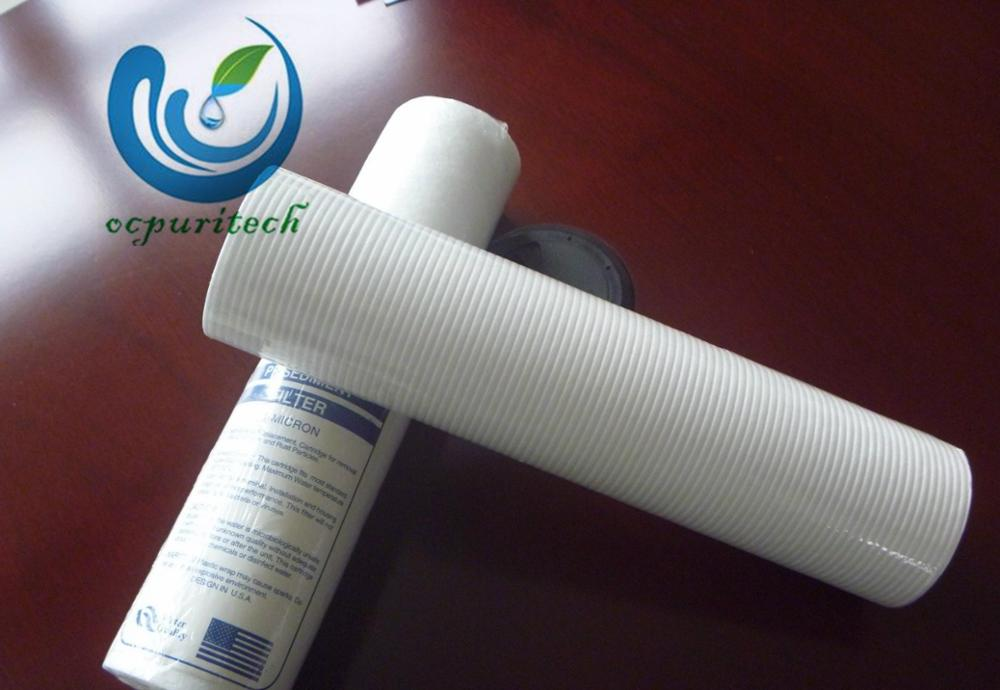 10 Inch 5 Micron Sediment/20''Pp Melt Blown Filter Cartridge/Water Filter Cartridges