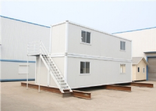 prefab modular living container 2332