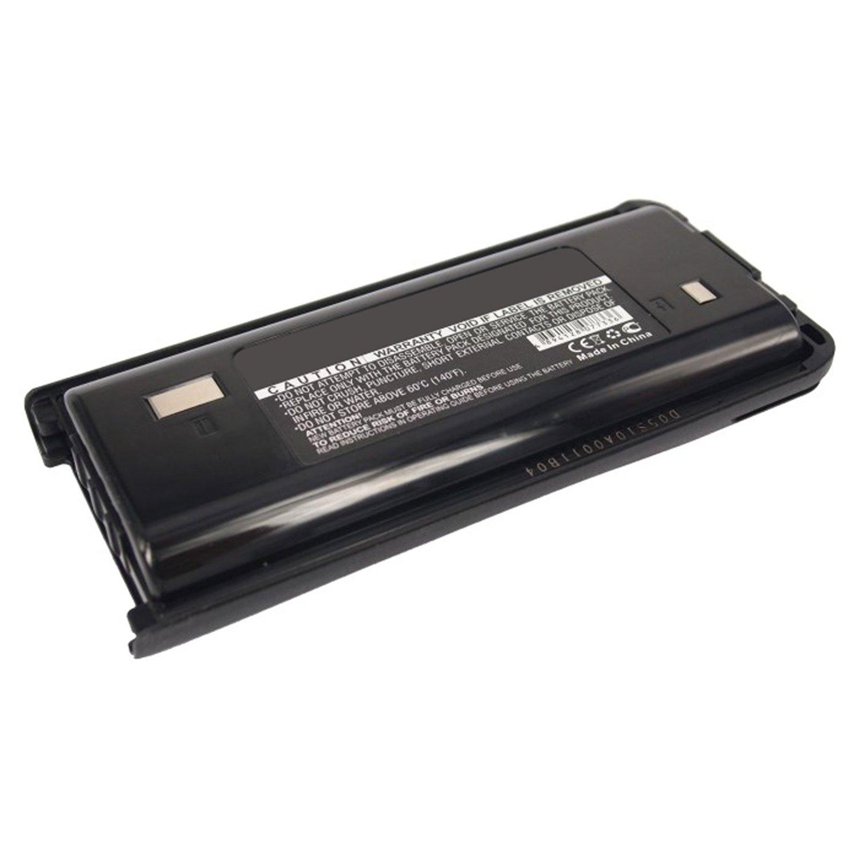 Exell 7.4V 1800mAh Li-Ion FRS 2way Radio Battery Fits Kenwood KNB-45, KNB-45L, KNB-45Li, TK-2200LP, TK-2202E, TK-2206, TK-2206M, TK-2207G, TK-2212L, TK-2212M, TK-2300VP, TK-2302E, TK-2302T