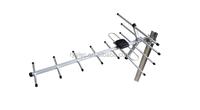 high quality outdoor 400-870 DTMB DVB-T TV yagi antenna