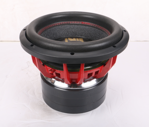 "big magnet motor 10inch audio subwoofer with dual 3"" coil 1000w rms speaker woofer for amplifier"