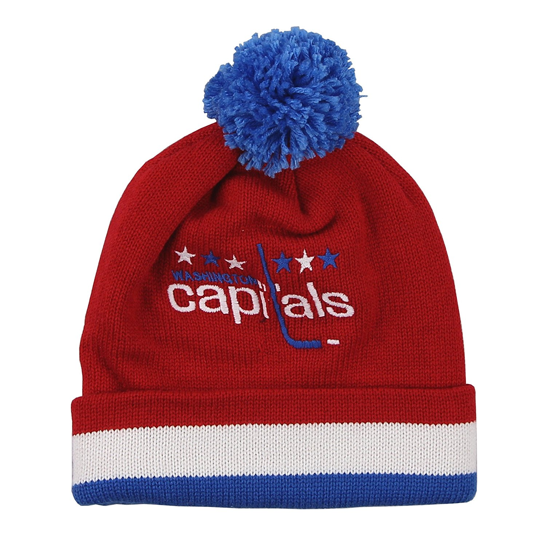 promo code 87b69 48811 Get Quotations · Washington Capitals 2012 Nhl Knit Hat