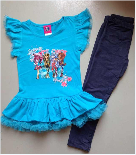 Find great deals on eBay for monster high clothes for kids. Shop with confidence.