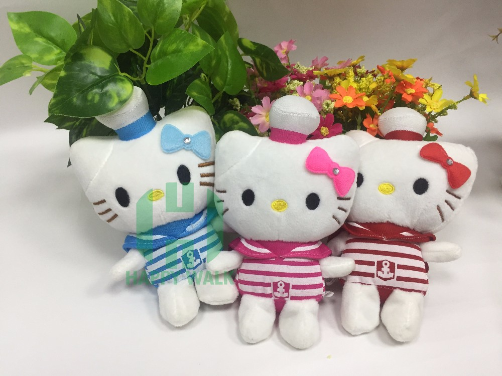 Hello Kitty Plush Toys : Cm super cute hello kitty plush toy fruit hello kitty toy hello