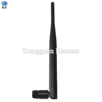 6dbi 433Mhz/868Mhz/915Mhz external LoPy/LoRa Antenna with SMA connector,  View 433Mhz Lora antenna, haonuo Product Details from Dongguan Haonuo