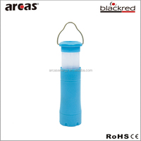 CE RoHS certificates china supply ARCAS brand ABS material outdoor use led camping lantern