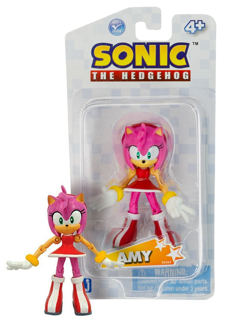 Buy Amy 2 75 Mini Action Figure Sonic The Hedgehog Mini Figure Series In Cheap Price On Alibaba Com