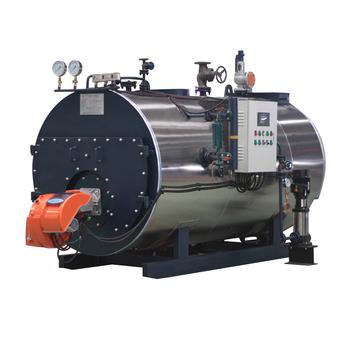 Low Pressure City Gas Cng Lpg 2ton Boiler High Temperature Steam ...