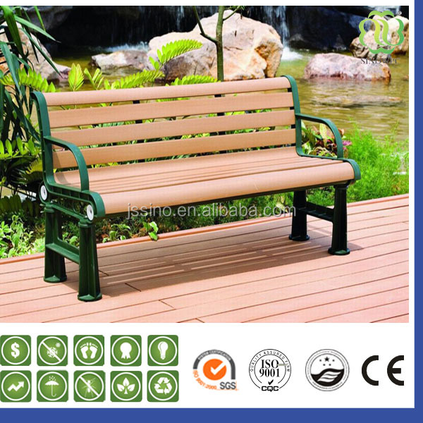 Outdoor Cheap Park Bench Advertising Park Benches Wood